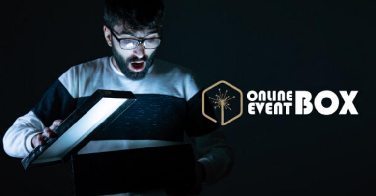 Online-Event-Box – Mehr Nähe in der Distanz