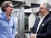 Matthias Retzki/Culpepper und Oliver Wendel/LPS im Gespräch