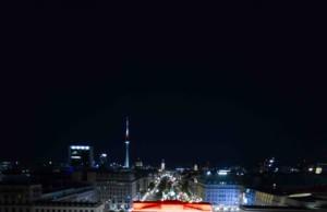 """Veranstaltungsbranche setzt strahlendes Zeichen bei der """"Night of Light"""""""