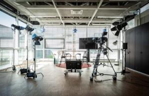 Corvatsch-Studio für Liveübertragungen eröffnet