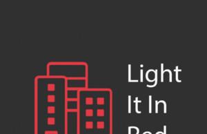 #LightItInRed in Großbritannien