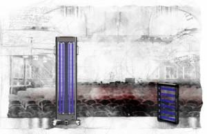 VisionTwo nimmt UV-C Desinfektionsleuchten in den Vertrieb