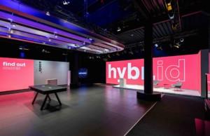 Wie der hybr.id_space reale und digitale Welt verbinden soll