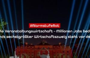 Bündnis #AlarmstufeRot ruft zu bundesweiten Demonstrationen auf