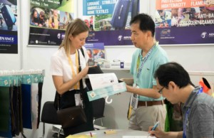 Deutscher Pavillon für Cinte Techtextil China 2020 bestätigt