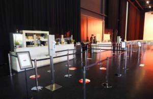 5plus1 überzeugt Behörden mit Hygienekonzept für Eisbachstudios