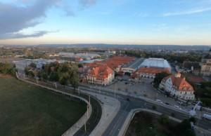 Messe Dresden auf Startposition