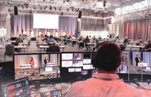Energiekongress wird mit Pink Event Service zur interaktiven Hybridkonferenz