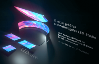 LEDCAVE - the cave of virtual productions