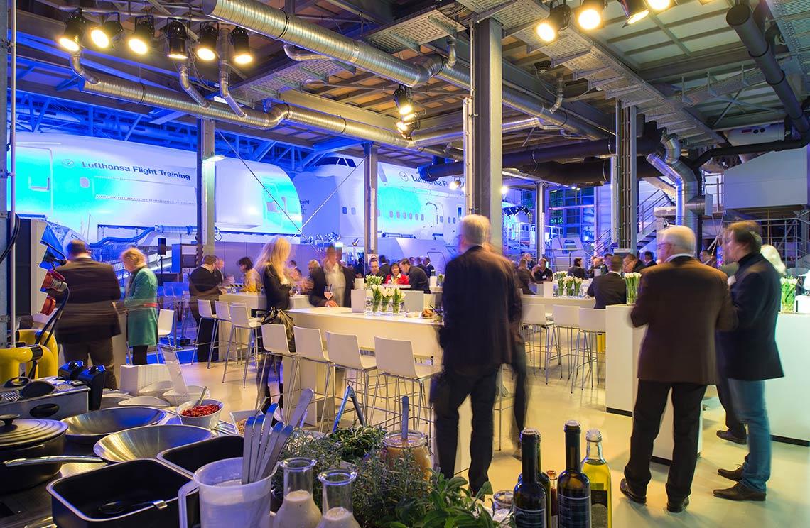Langfristige Partnerschaft zwischen ProToura und LPS Event Catering geplant
