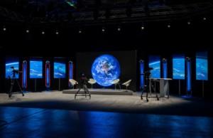 Temporäres Streaming-Studio von satis&fy in Werne eröffnet