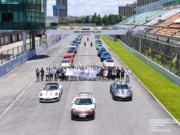 Vok Dams realisierte Drive-Events für Porsche in China