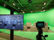 Bastei Lübbe HV in der Greenbox von Webcast Cologne